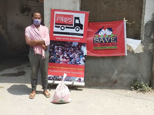 COVID-19 Relief Funds: A fundraiser by Rasoi On Wheels Foundation