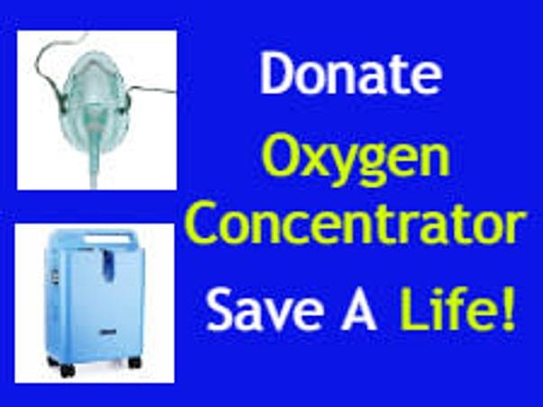 Let us help poor patients & families with Oxygen food & clean water