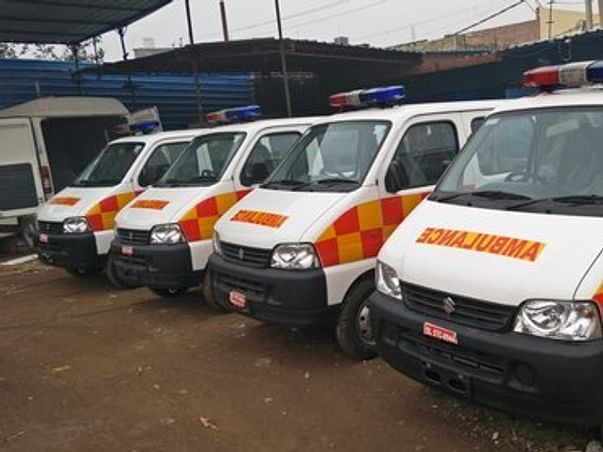 Ambulance For Pateint Transport In Rural Area