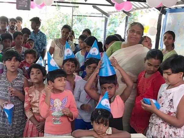 G2 supports Angels Orphanage