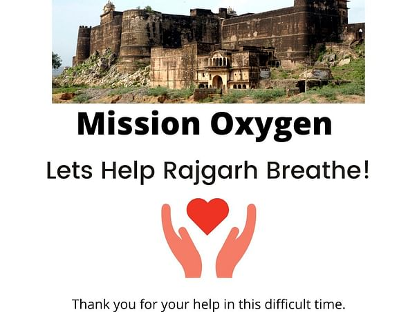 Support For Oxygen Concentrators For Covid Patients