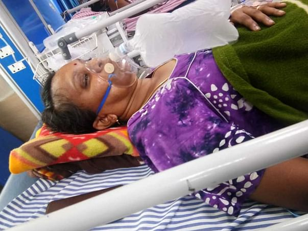 Help My 47-Years-Old Mother Tirunagari Srivani Recover From Covid-19