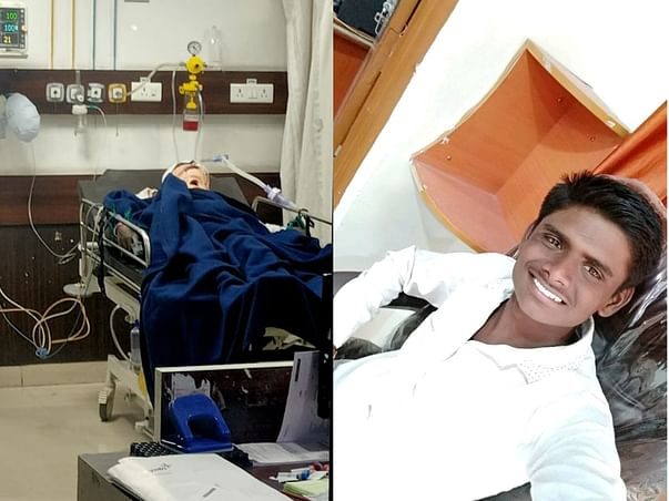 21 years old Akshay Takalkar needs your help to fight serious head injury
