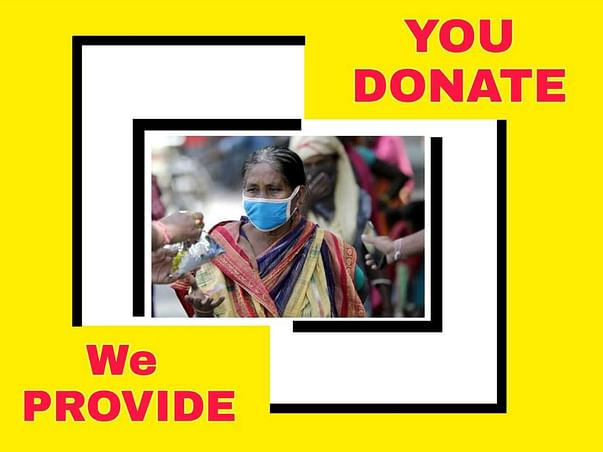 Fundraiser For Distribution Of Covid Medicines And Food