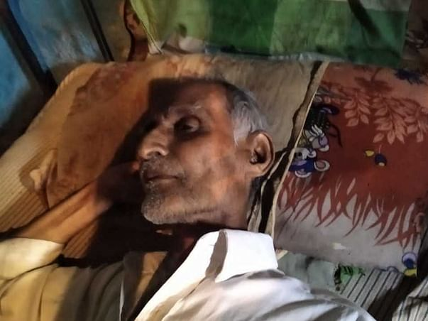 Having lived his life in loneliness, this 80 year old needs your help