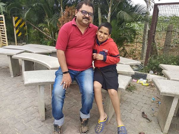 We need your support for Anubhav Varma's family