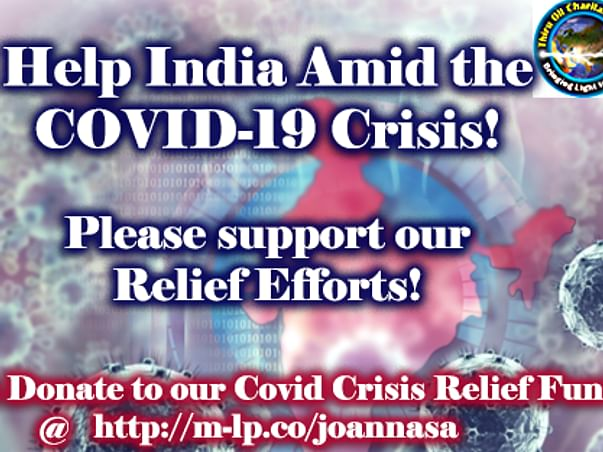 Fundraiser for COVID Crisis in Rural India !