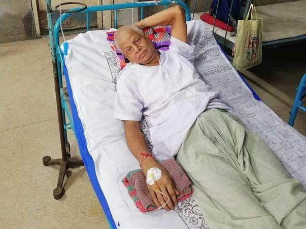 Help my father Basudeb Hait raise fund to fight bladder cancer