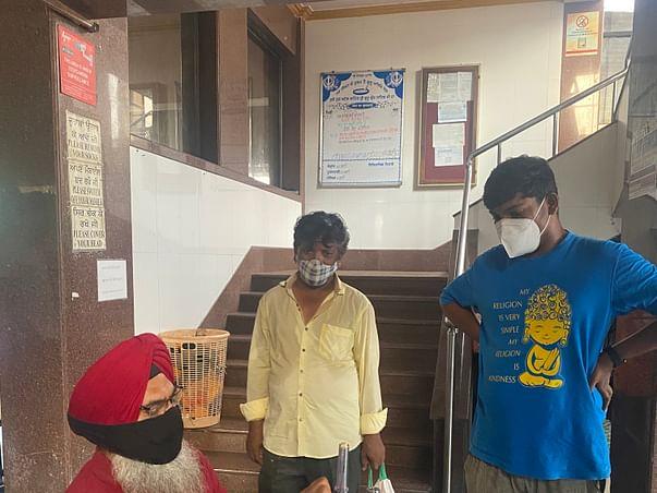 Help us to Provide Free Oxygen to the People in Need(NaviMumbai/Mumbai