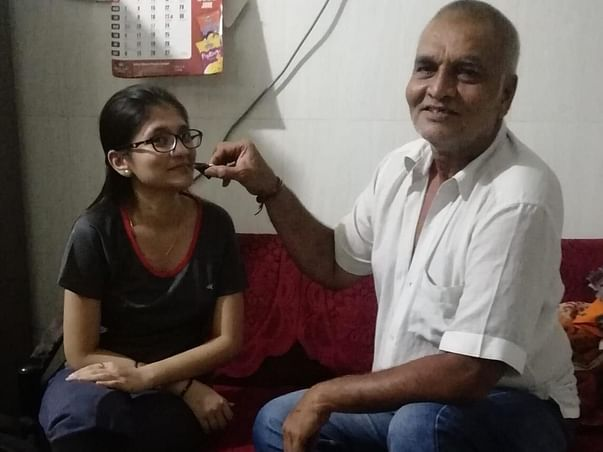 Support Bhoomi Raparka's Family