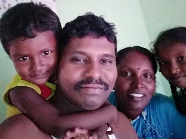 Help Arumugam Fight COVID19