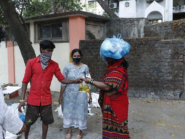 Ration kits,oxygen cylinders and essential items-Navi Mumbai/Mumbai