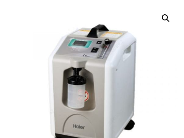 COVID19:Help Begun with new Oxygen Concentrator