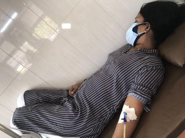 Help Sunita To Fight Cancer.