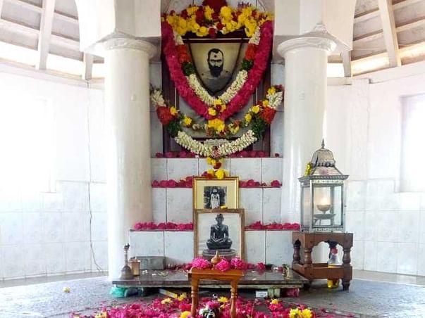 Help Rebuild Sadhguru Shri Brahma Ashram in Trichy!