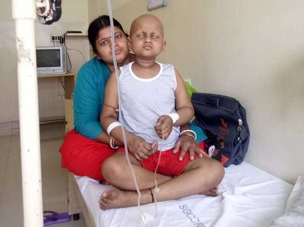 You can help little Swapnil to get back to his beautiful life!!