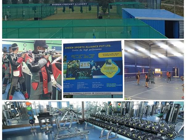 HELP SHEEN MULTI SPORTS ACADEMY TO SURVIVE