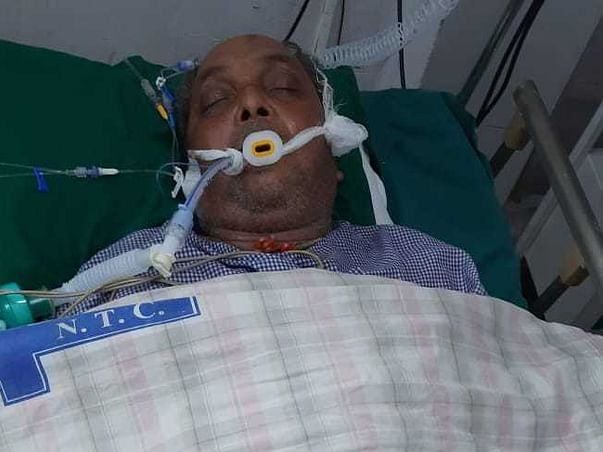 Help My Father Fight Severe Covid Viral Pneumonia