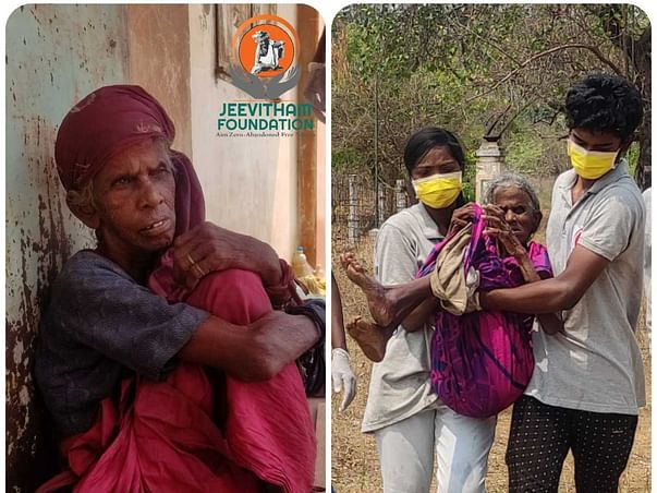 Help the homeless senior citizens, support Jeevitham Foundation