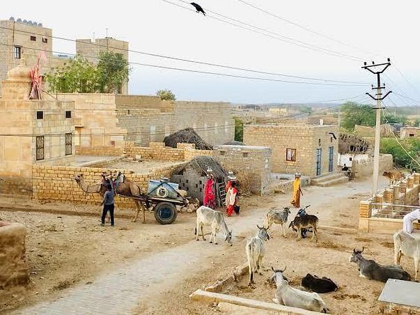 COVID relief fund for Rural region of Jodhpur Rajasthan.