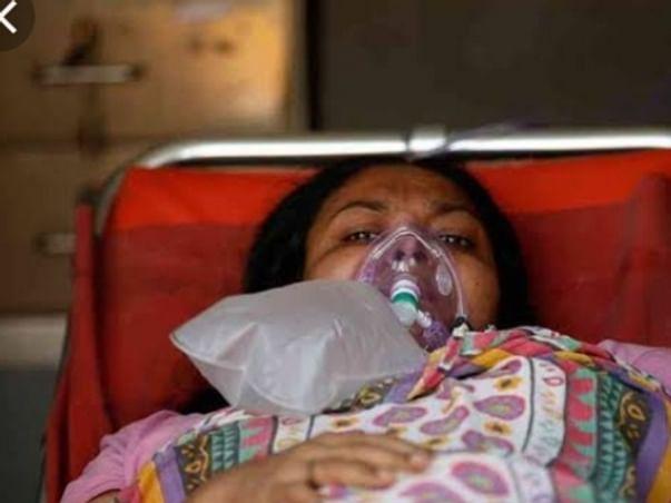 HELP SANHITA SEN FIGHT ARDS CAUSED BY COVID 19