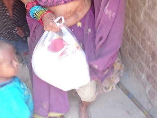 Navagraha foundation food donation