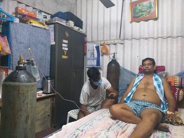 45 Years Old Anantha Ranga Needs Your Help Recover Covid & Pneumonia