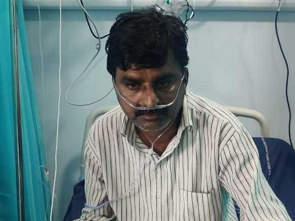 Sumanth's Father  Is Struggling With Covid - 19, Help Him