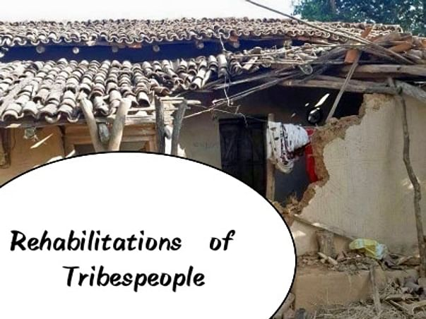 Rehabilitations of Tribespeople