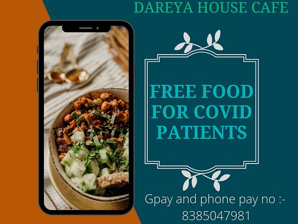 Free food for CODE patients