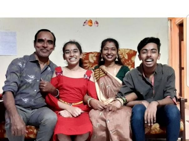 Help Arvind's kids & family to have a future