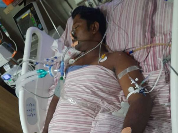 Help My Relative Fight Intestinal Trauma And Multiple Fracture In Leg
