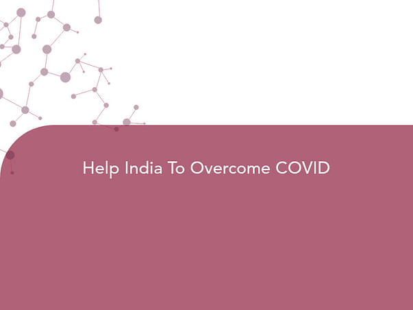 Help India To Overcome COVID