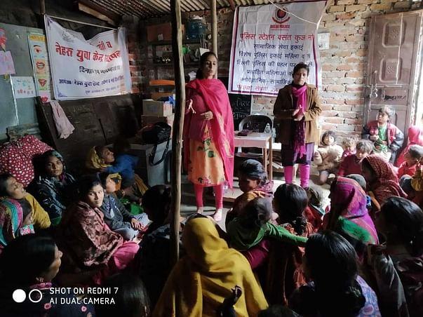 Help Me Raise Funds For Naari Shakti Sangh.