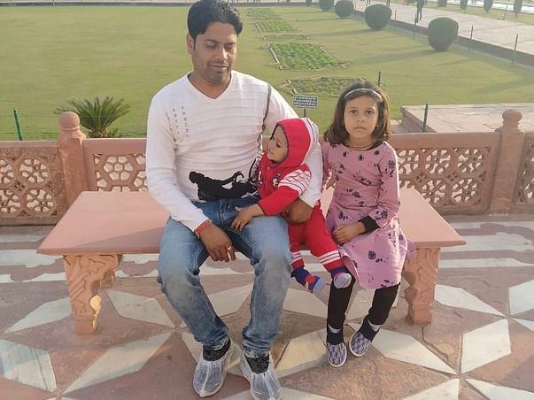 Help Sharad's Family