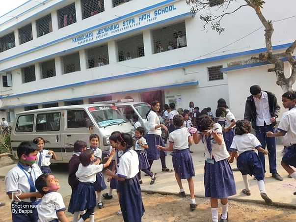 No Single Person Can Run a Higher Secondary School without Your Help