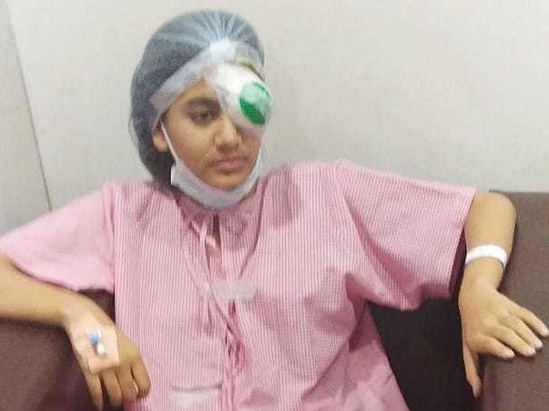 Help Fatima fight tumor