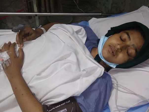 Please Support My Cousin Fouzia Fathima Is Suffering  from Evans syndrome
