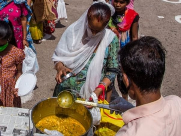 Donate A Meal- COVID-19 Relief- Help to Feed The Hungry