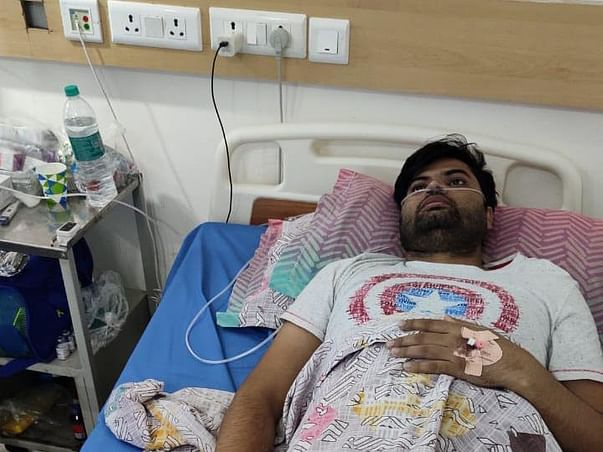 Help my wife (Shweta singh) Recover from Covid Pneumonia