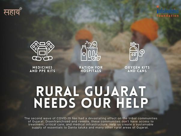 Rural Gujarat Needs Our Help