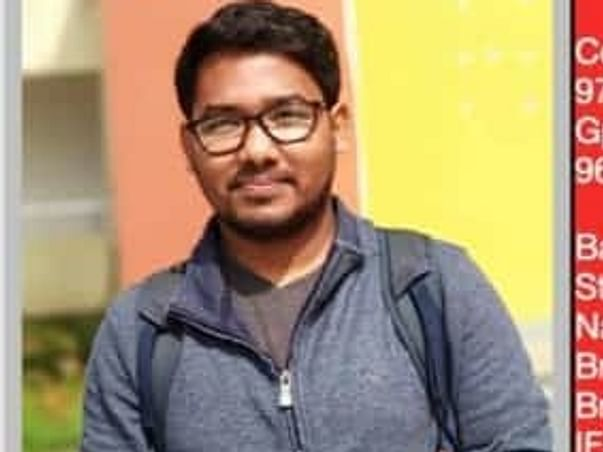 25 Years Old Nayan Roy Needs Your Help Recover From Covid 19 Lung Infection