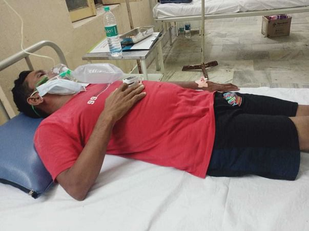 Help Shivanand's Father  Srinivas Recover from Covid