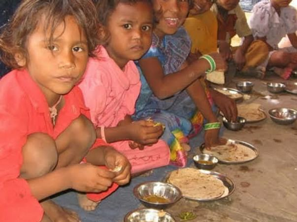 Free Ration For Poor People(Covid-19)