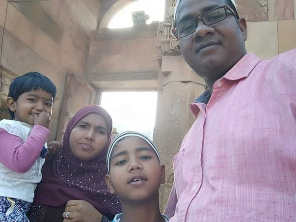 COVID Relief - Join Hands in Helping Dr. Sirajuddin's Family