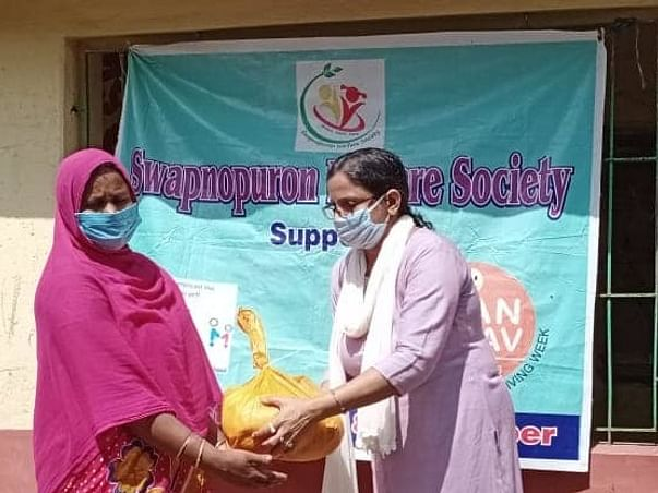 Support families of Sunderbans-Covid-19 Ration kit Distribution Drive