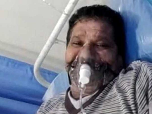 Help Prakash Reddy to fight against Covid
