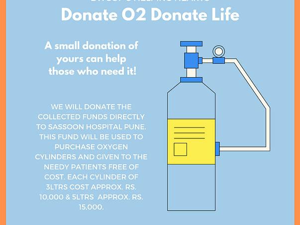 Donate O2 Donate Life