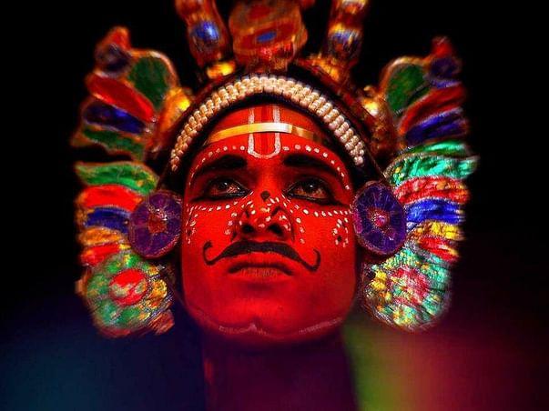 Support Folk Artists of Tamil Nadu