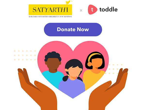 Satyarthi Foundation x Toddle : Together for India's At-Risk Children